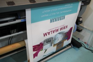 roll up bunting printing