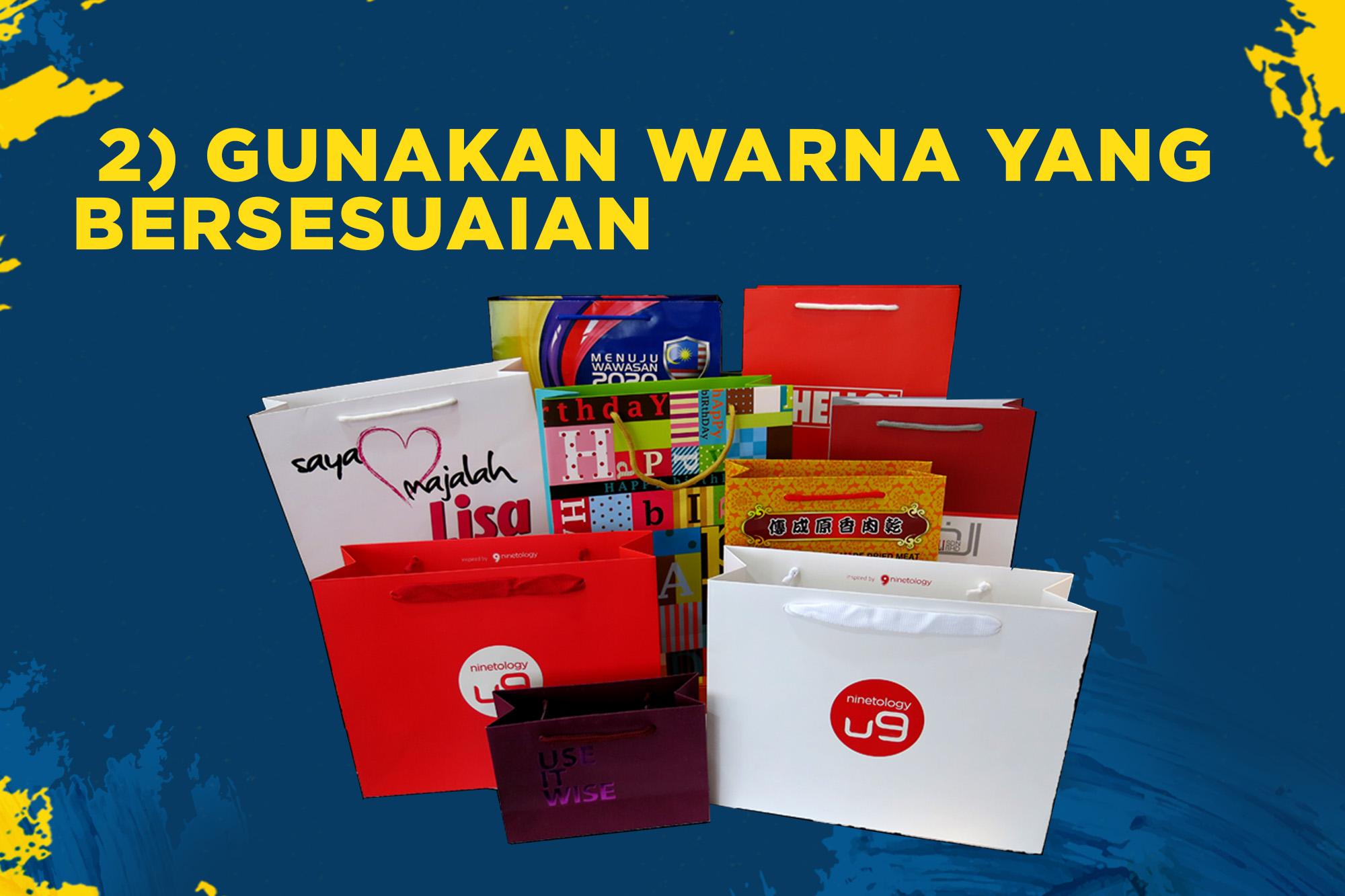 tips menempah paper bag untuk business owner
