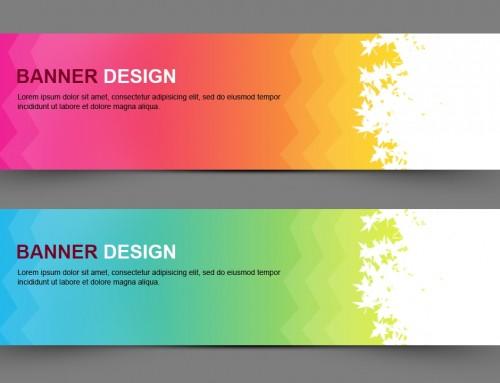 Cara Buat Banner Design